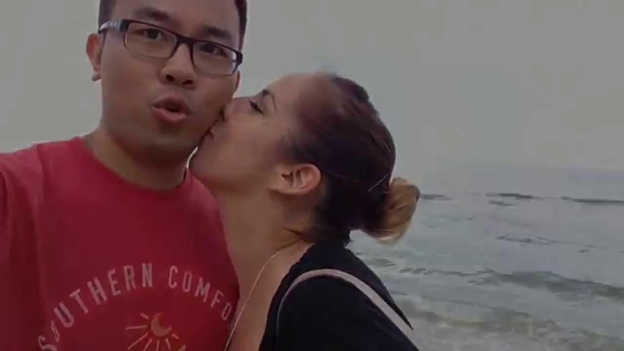 I like long walks on the beach - YouTube
