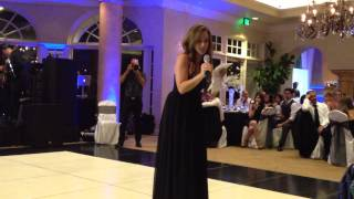 BEST Creative Maid of Honor Speech- CALL ME MAYBE (PARODY)