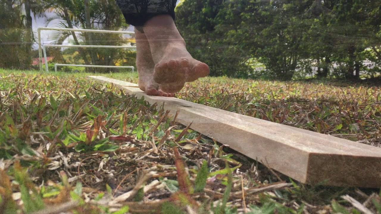 Backyard Obstacle Course - YouTube