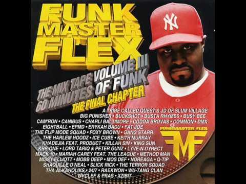Funkmaster Flex  Canibus Freestyle  YouTube