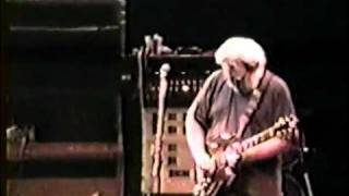 "Jerry Garcia Band Performs ""Werewolves of London"" Halloween"