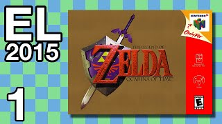 Extra Life 2015 #1 - Zelda: Ocarina of Time