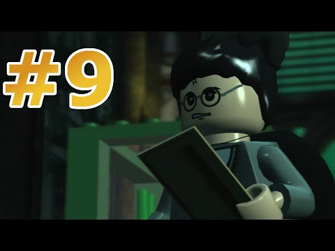 LEGO Harry Potter Years 1-4 Walkthrough - Part 9 (Crabbe and Goyle)