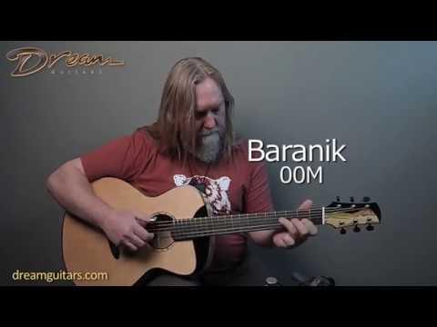 2011 Baranik 00m, Spalted Manchinga/Sitka Spruce