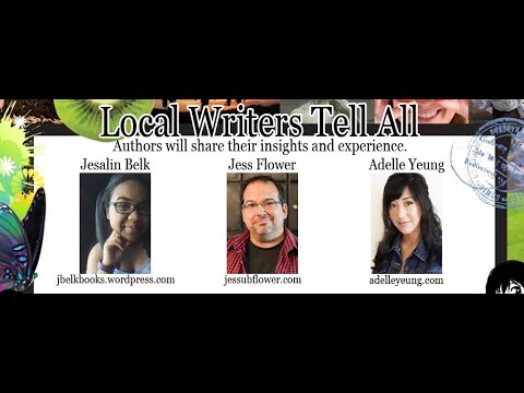 Local Writers Tell All - podcast of a YA panel