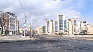 Самоизоляция в Москве: как выглядит столица после введения ограничений из-за коронавируса | день 7