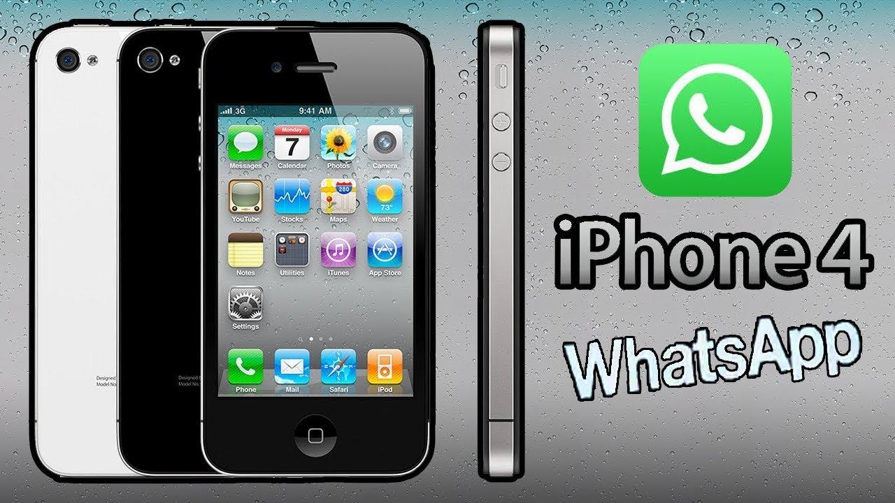 Iphone 4 Whatsapp