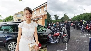 Bullied Teen Doesn't Dare Go To The School Prom Then 120 Bikers Knock At Her Door