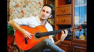Уроки фламенко гитары №7 *Tangos*