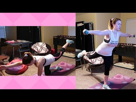 TIME TO WORKOUT! 9 MONTHS POST GALLBLADDER SURGERY | Natalie's Life