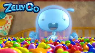 ZellyGo - Hypnosis | HD Full Episodes | Funny Videos For Kids | Videos For Kids