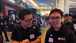ตะลุยบูธ Predator ในงาน TGS2018 จัดเต็ม Gaming มาพร้อมการ์ดจอ NVIDIA ตัวแรง