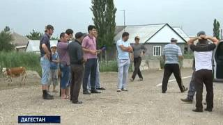 Дагестан: свадебная стрельба закончилась убийством