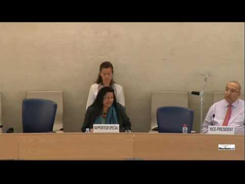 ID  Commission of inquiry on Eritrea   21st Meeting, 35th Regular Session Human Rights Council   201