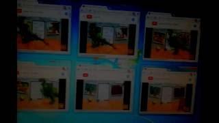 6 відео з DVD меню Історія іграшок 3
