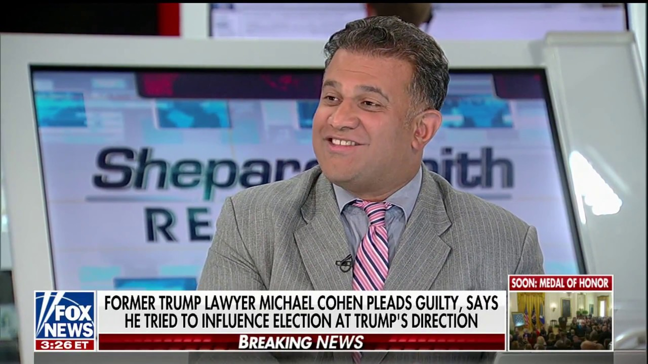 Fox News Shepard Smith: Cohen's Plea Agreement, and What It Could Mean for Trump