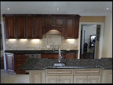 Verde Butterfly Granite Countertops By Dfw Granite Dallas Tx Youtube