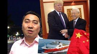 Hải Dương 8 thăm dò ngoài Phan Thiết – Cựu lãnh đạo triệu gấp về Trung ương