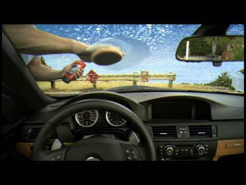Mothers Polish -- 2012 California Gold Water Spot Remover for Glass TV Commercial