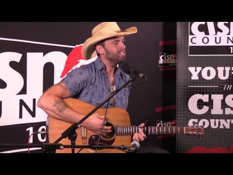 """CISN Sound Stage - Dean Brody """"Beautiful Girl"""""""