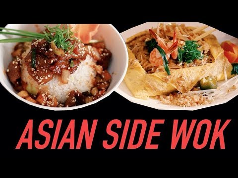 Asian Side Wok Kitchen- A Must Visit Asian Cuisine Restaurant In Davao City.
