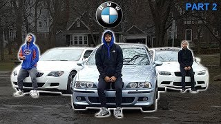 The 5 Different Types Of BMW Drivers *PART 2*