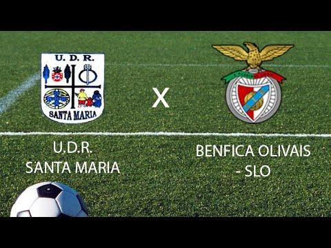 U.D.R. Santa Maria (2009) 3 x 5 Benfica Olivais - SLO (2009)