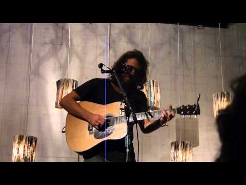 Matt Corby- Fire and Thunder (Secret Garden Show Toowoomaba 2013)