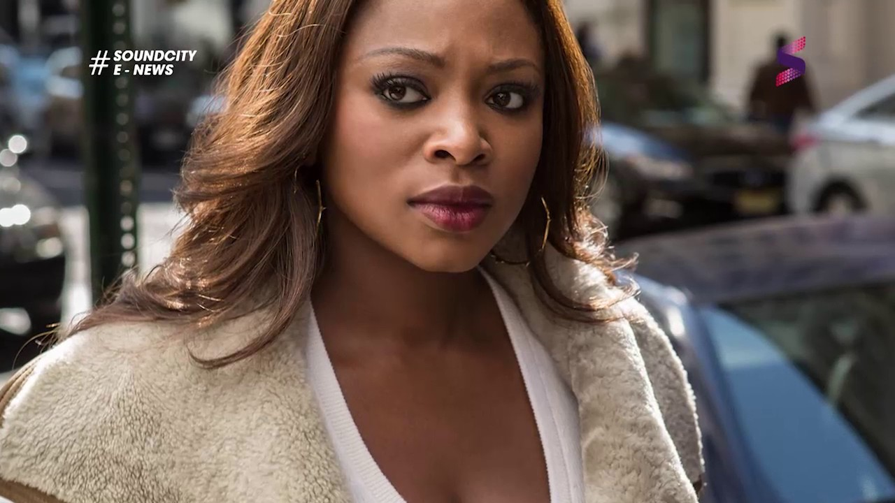 Naturi Naughton Get's Her Own Day In NYC And Not For Being Tasha St. Patrick  [VIDEO]