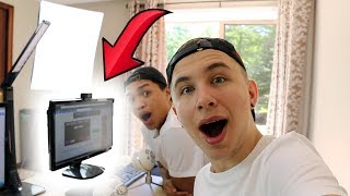 HOW TO RECORD ROBLOX VIDEOS! (OUR Setup Tour!)