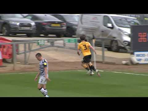 Cambridge Utd Forest Green Goals And Highlights