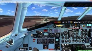 MCDONNELL DOUGLAS DC9-30 VIASA FSX