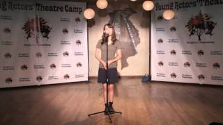 The Young Actors' Theatre Camp (YATC) is a multiple award-winning overnight theatre camp where kids of all ages and experience levels from across the ...