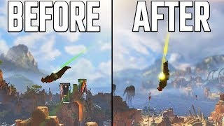 Apex Legends How to Drop Faster After NEW Update 1.1.1