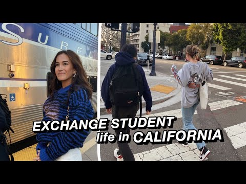 Exchange Student Life in California