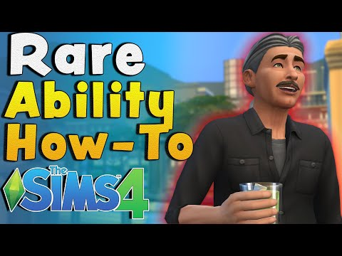 Best Ability Ever! Get The Rarest, Most Powerful Recipe In The Sims 4