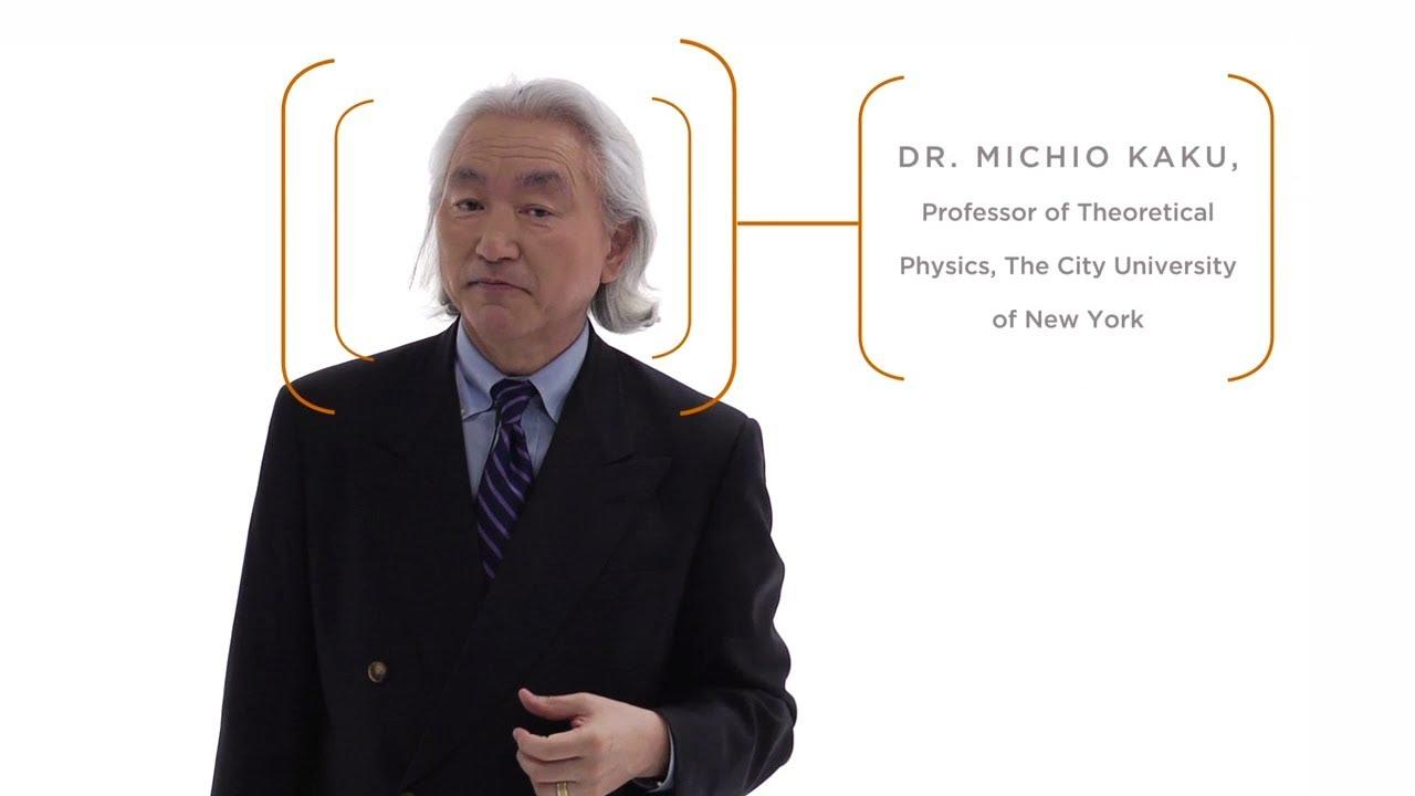 Michio Kaku: The Universe in a Nutshell (Full Presentation ...