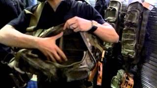 Hazard 4 plan-b sling-pack, Shot Show 2012, Las Vegas