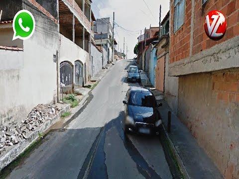 WhatsApp TV Voz - Tráfico em Pinheiral