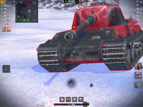 GERMAN ENGINEERING!!! | Heroes Of The Week | World Of Tanks Blitz thumbnail