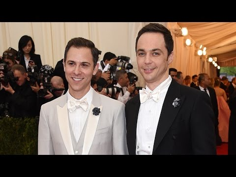 Jim Parsons Marries Todd Spiewak