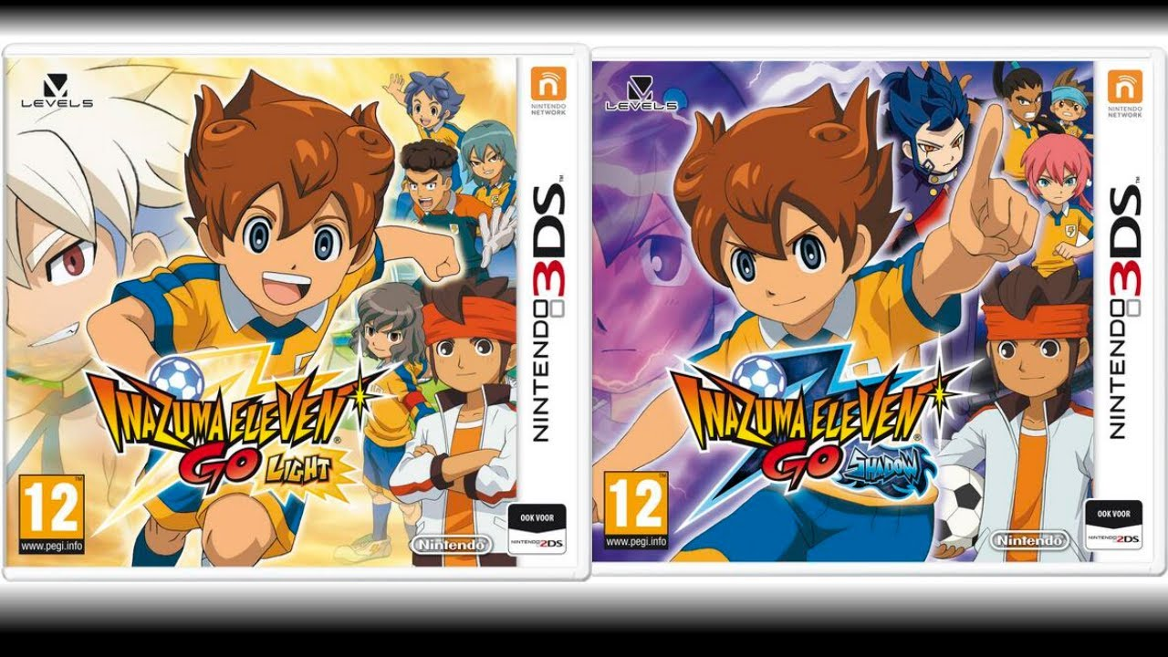 Inazuma Eleven Go: Shadow full game free pc, download, play
