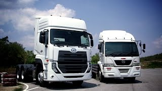UD Trucks - CWM to Quester - A product comparison