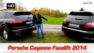 Porsche Cayenne Facelift 2014, Порше Кайен Фейслифт(На нашем канале мы подробно рассказываем о немецком автомобильном рынке. Осмотры, тест-драйвы, покупка..., 2014-11-12T10:30:12.000Z)