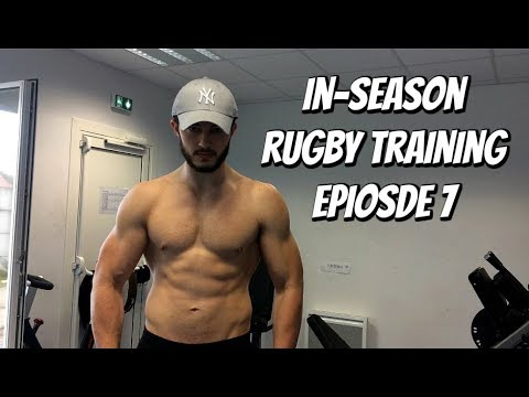 In-Season Rugby Training Episode 7