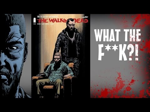 OMG!! Walking Dead Comic Issue 149 Cover & Predictions TWD by Skybound