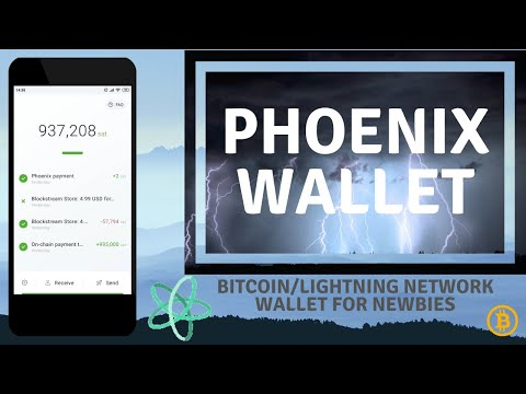 Phoenix Wallet (Lightning Network) - Best 2020 Bitcoin Mobile Wallet?!