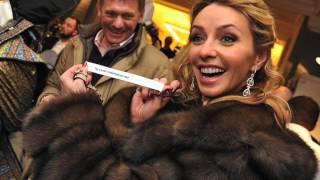 13.07.2015 - Татьяна Навка назвала дату свадьбы с Дмитрием Песковым