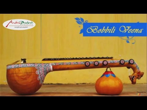 An Exclusive Musical Instrument, the Pride of Vizianagaram