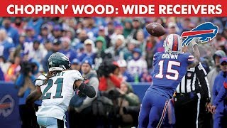 Choppin' Wood | John Brown Touchdowns and A Look at the Redskins